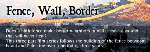 Fence, Wall, Border