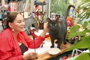 Alona Frankel, author and illustrator