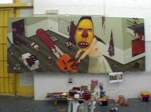Adi Nes and Zoya Cherkassky, artists