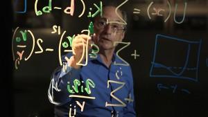 Professor Michael Levitt and Professor Arieh Warshel