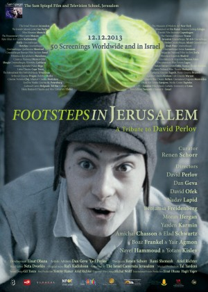 Footsteps in Jerusalem