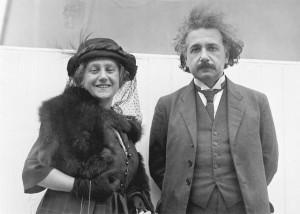 Einstein in the Holy Land