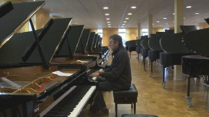 Yoni Rechter, Composer - A Man in His Room