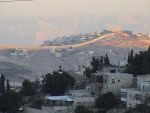 Jerusalem Eastern Wall
